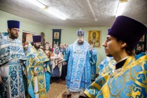 Божественная литургия. Волгодонск. 16.02.2014 г.
