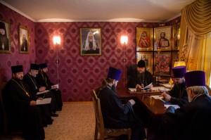 Епархиальный Совет. Волгодонск. 18 марта 2014 г.