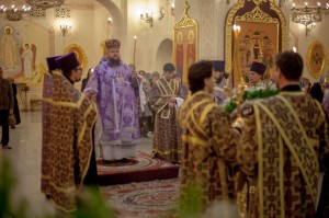 Вечернее богослужение. Волгодонск. 21.03.2014 г.