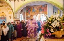 Божественная литургия свт. Иоанна Златоуста. Волгодонск. 22.03.2014 г.