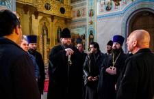 Состоялось совещание по завершению строительства кафедрального собора Рождества Христова г. Волгодонска