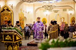 Всенощное бдение. Волгодонск. 5.04.2013 г.