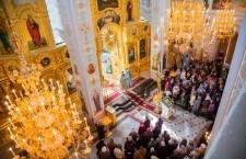 Благовещение Пресвятой Богородицы. Волгодонск. 7.04.2014 г.