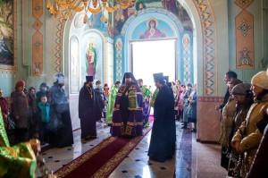 Вход Господень в Иерусалим. Волгодонск. 13.04.2014 г.