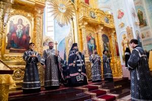 Вечернее Богослужение.Волгодонск. 14.04.2014 г.