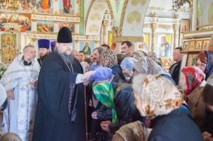 Преосвященнейший Корнилий совершил объезд храмов Центрального Волгодонского и Волгодонско-Цимлянского благочиний.