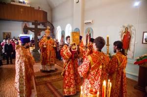 Божественная литургия. Волгодонск. 29.04.2014 г.