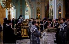 Великое повечерие. Волгодонск. 23.02.2015 г.