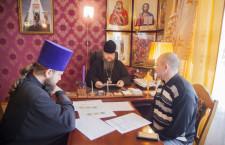 Состоялось совещание с директором ООО «Благовест» Ливенцовым А.П