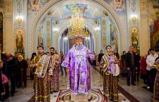Всенощное бдение. Волгодонск. 28.03.2015 г.