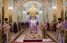Божественная литургия. 29.03.2014 г.