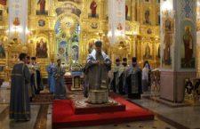 21.07.2019 — Божественная литургия и освящение часовни в Целинском районе