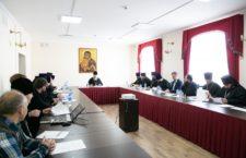 Митрополит Меркурий возглавил расширенное заседание Епархиального совета, посвященное организации визита Святейшего Патриарха Кирилла на Донскую землю