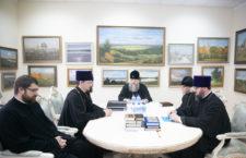 Под председательством митрополита Ростовского и Новочеркасского Меркурия состоялось заседание ставленнической комиссии Ростовской-на-Дону епархии