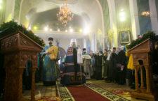 В праздник Сретения Господня Глава Донской митрополии совершил Божественную литургию в Сретенском храме Ростова-на-Дону