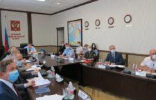Митрополит Меркурий принял участие в заседании Совета при полномочном представителе Президента РФ в Южном федеральном округе