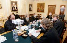 Митрополит Меркурий принял участие в заседании Наблюдательного совета при Патриархе Московском и всея Руси по контролю и организации деятельности ХПП «Софрино»