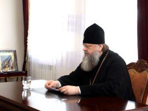 Под председательством Главы Донской митрополии состоялось годовое Епархиальное собрание Волгодонской епархии
