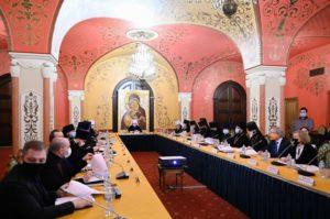 Митрополит Меркурий принял участие в совещании по подготовке и празднованию 800-летия благоверного князя Александра Невского