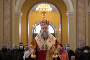 В день Собора новомучеников и исповедников Церкви Русской Глава Донской митрополии совершил Божественную литургию