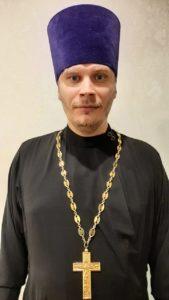 Духовенство — иерей Андрей Мурашов
