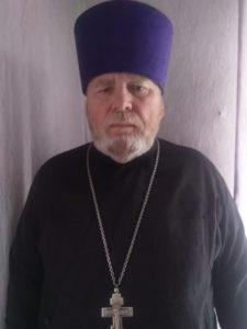 Духовенство — иерей Виктор Давыдыч