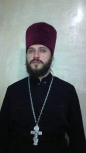 Духовенство — иерей Игорь Тимченко