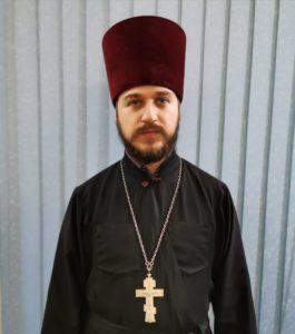 Духовенство — иерей Олег Тимченко