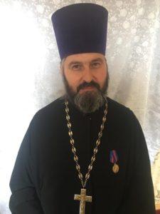 Духовенство — протоиерей Сергий Юркин