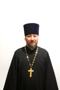 Духовенство — протоиерей Александр Закинов
