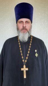 Духовенство — протоиерей Олег Чуб-Швец