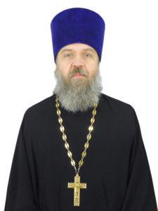 Духовенство — протоиерей Сергий Степанов