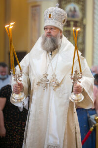 Слово по окончании Божественной литургии в праздник Преображения Господня