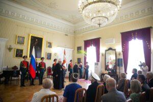 Глава Донской митрополии вручил Патриаршие награды ветеранам Великой Отечественной войны